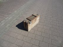 small ammunition crate in Ramstein, Germany