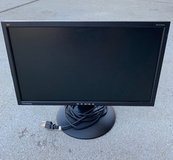 "ViewSonic 23"" Monitor in Plainfield, Illinois"