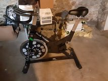 Marcy Club Trainer Spin Exercise Bike in Naperville, Illinois