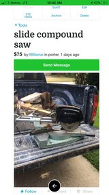 used compoundaw saw in Kingwood, Texas