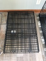 Medium size dog crate in Plainfield, Illinois