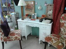 White French Provincial Desk or Vanity #1326-2258 in Camp Lejeune, North Carolina