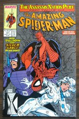 todd mcfarlane spider man spiderman comics, #321-323 in Okinawa, Japan