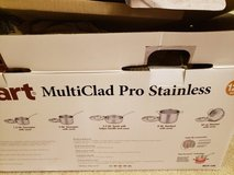 multiclad pro stainless steel lids/covers only in Naperville, Illinois
