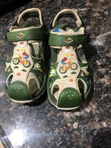 NiB boy sandals size 30 or 12(Toddler) in 29 Palms, California