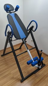 Gravity Inversion Table in Ramstein, Germany