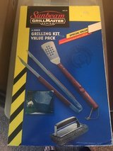 ***** Sunbeam 4 Piece Grilling Kit ***** in Fort Lewis, Washington