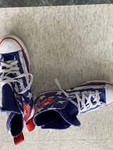 Converse Size 5 US RED, White, and Blue in Okinawa, Japan
