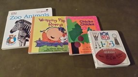 BOOKS - CHILDREN - HARD PAGES in St. Charles, Illinois