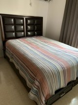 mattress and bed frame in Okinawa, Japan