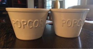 2 Popcorn Bowls in St. Charles, Illinois