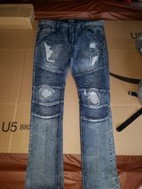 Mens true luck Jeans 34 x 32 in Batavia, Illinois