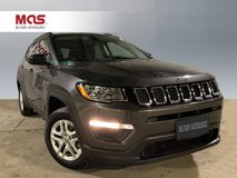 2018 JEEP COMPASS SPORT Fwd Auto NEW SHAPE - Only 6,856 Miles!  ** CPO ** READY FOR DELIVERY! ** in Geilenkirchen, GE
