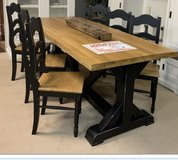 United Furniture - Dining Set Special Sale - (Regular Price $2579) with delivery included in Ansbach, Germany