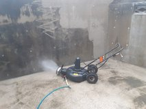Pressure Washing Specialist in Okinawa, Japan