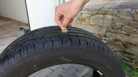 Continental Summer Tires 215 / 55R18 (4 X Tires) in Wiesbaden, GE