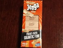 Jenga, pocket size game - New in Box in Kingwood, Texas