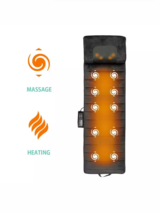 Belmint BEL-NMM Full Body Heat Vibrating Mat and Shiatsu Neck Massager $149.99 in Fort Leonard Wood, Missouri