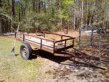 Utility Trailer in Camp Lejeune, North Carolina