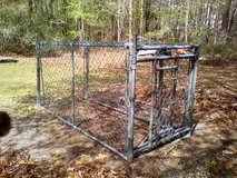Chain Link Cage in Camp Lejeune, North Carolina