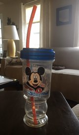Mickey Lidded Cup/Straw in Yorkville, Illinois