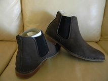 Men's Suede Ankle Dress Boot Size 12 in Naperville, Illinois