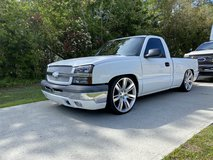 2004  CHEVY SILVERADO REG CAB SHORT BED V/8 MUST SEE TRUCK !!! in Wilmington, North Carolina