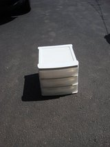 THREE DRAWER PLASTIC CASE in Naperville, Illinois
