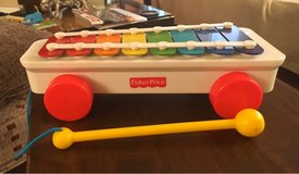 Fisher Price Xylophone in Bolingbrook, Illinois