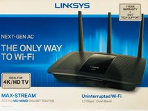 Linksys EA7300 Max-Stream Router in Okinawa, Japan