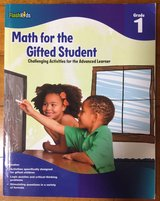 NEW Math for the Gifted Student Grade1 in Okinawa, Japan