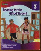 NEW Reading for the Gifted Student Grade3 in Okinawa, Japan