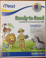 NEW Mead Ready to Read 1-2 grades in Okinawa, Japan