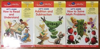 NEW Disney How to Read and UnNEE derstand/Addition and Subtraction/ How to solve Math Problems in Okinawa, Japan