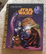 Return of the Jedi Golden Book in St. Charles, Illinois