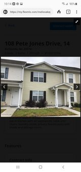 Townhome in Richlands in Wilmington, North Carolina