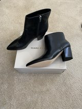 Mark Fisher Black Ankle Boots size 8 in Fort Belvoir, Virginia