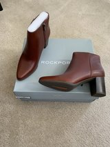 Dark Brown Ankle Boots size 8 in Fort Belvoir, Virginia