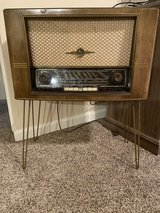 Vintage German Radio in Eglin AFB, Florida