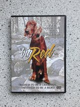 Big Red DVD in Ramstein, Germany