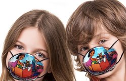 Children's Face Mask with Filter ages 5-14 in Fort Belvoir, Virginia