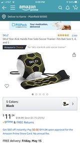 Sklz Starkick Hands Free Soccer Trainer in Plainfield, Illinois