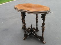 Entry Table in Chicago, Illinois