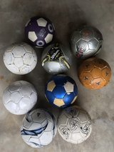 Size 4 Soccer Balls in Plainfield, Illinois
