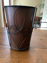 Southern Living at Home Estates Metal Scroll Bucket - Large in Tomball, Texas