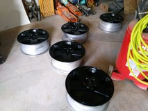 18 Inch Rims from a Newer 4 Door Jeep in Alamogordo, New Mexico