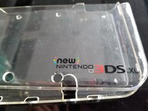 NEW NINTENDO 3DS XL CLEAR CASE in Plainfield, Illinois