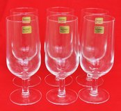 French glasses Luminarc, new, set of 6 pieces in Okinawa, Japan