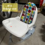 Toddler chair/highchair in Bolingbrook, Illinois