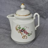 French small porcelain milk jug from Limoges in Okinawa, Japan
